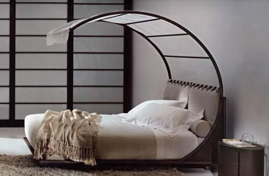 дизайн интерьер спальни