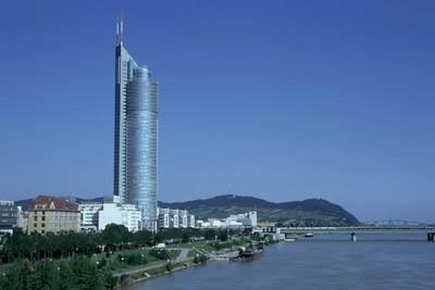 Башня «Millennium» (Вена, Австрия);