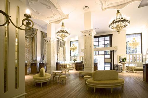 Арт-деко, дизайн интерьера, дом, идея, интерьер, стиль интерьера